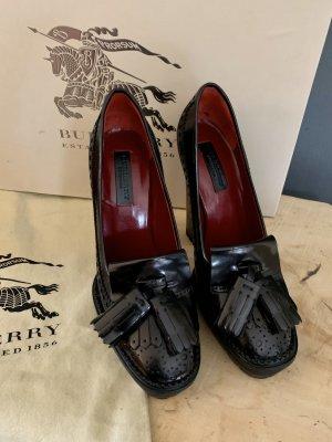 ORIGINAL Burberry Schuhe High Heels NEU