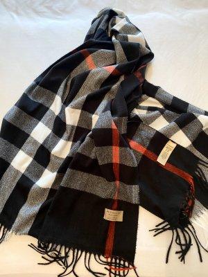Burberry Sjaal van kasjmier zwart
