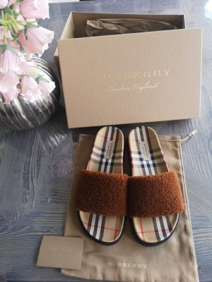 Burberry Slip-on Shoes multicolored