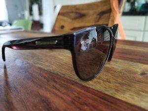 Burberry Ronde zonnebril zilver-bruin-paars