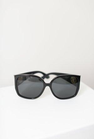 Burberry Occhiale stile retro nero