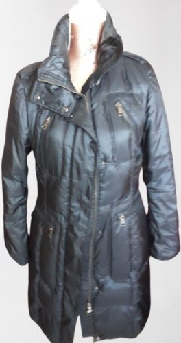 Burberry Down Coat black polyester