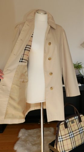 Burberry Between-Seasons-Coat multicolored