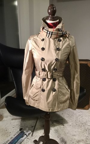 Burberry Brit Trenchcoat multicolore