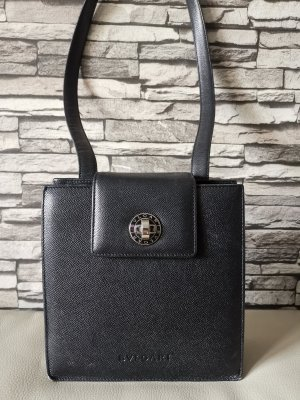 Bvlgari Crossbody bag black leather