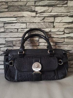 Original Calvin Klein Handtasche Tasche schwarz