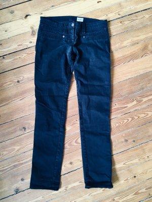 Calvin Klein Jeans Jeansy z prostymi nogawkami czarny Bawełna
