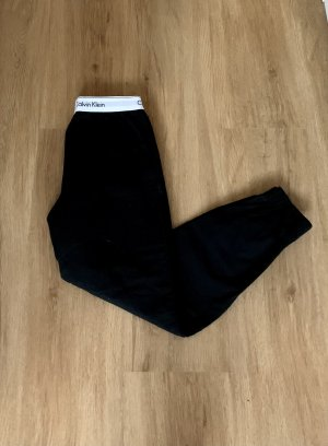 Calvin Klein Pijama negro-blanco