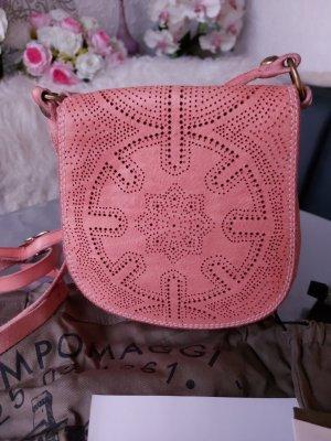 Campomaggi Crossbody bag pink