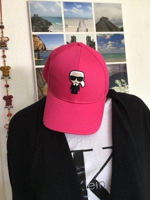 Original Cap von Karl Lagerfeld in Pink !