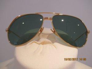 Original Cartier Sonnenbrille vergoldet Vintage