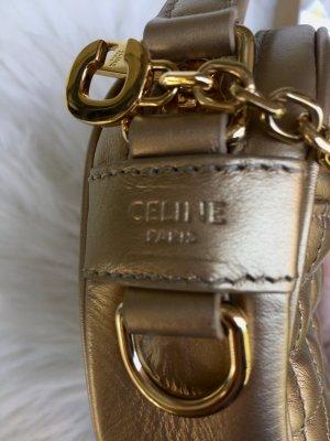 Celine Shoulder Bag camel-sand brown leather