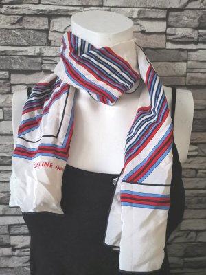 Original Céline Paris Seidentuch 100% Seide Schal Tuch