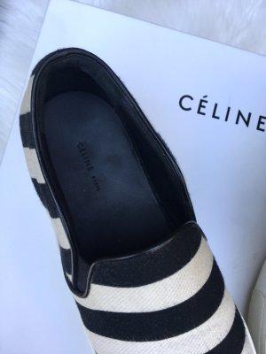 Celine Paris Instapsneakers zwart-wit