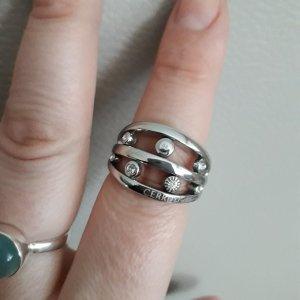 Original Cerruti Ring aus Italien,  Gr. 18