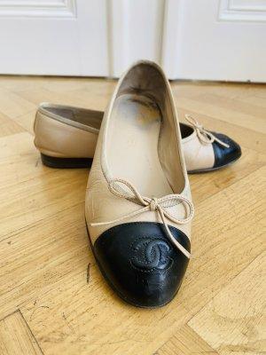 Original Chanel Ballerinas 36
