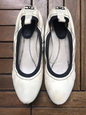 Original Chanel Ballerinas Gr. 41,5