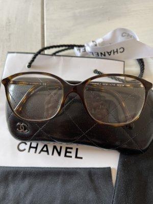 Chanel Lunettes marron clair
