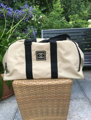 Chanel Sports Bag gold-colored polyamide