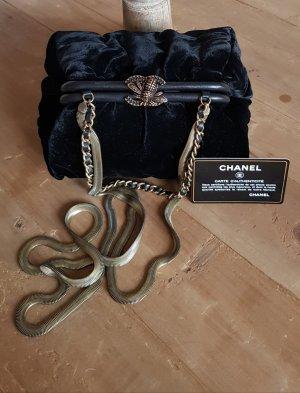 original Chanel Samt Bag