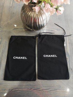 Chanel Sac seau blanc-noir
