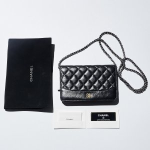 Original Chanel Wallet on Chain