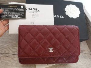 Chanel Enveloptas bordeaux
