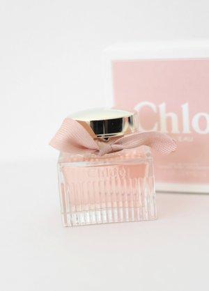 Chloé Colgante rosa empolvado