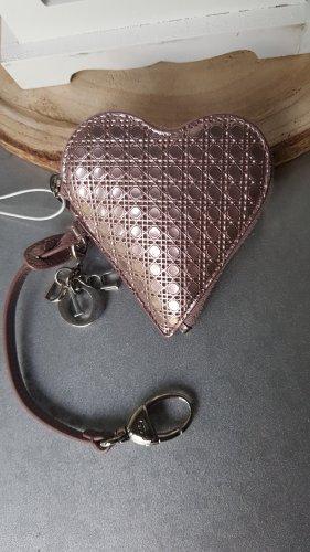 Original Christian Dior Portemonnaie Geldbörse mit Schlüsselband und Anhänger