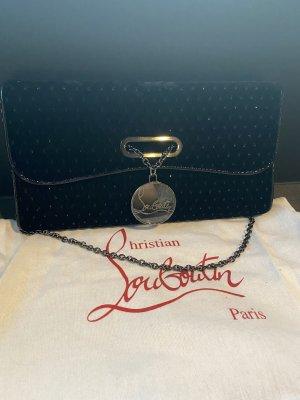 Original Christian Louboutin Riviera Swarovski Tasche neuwertig