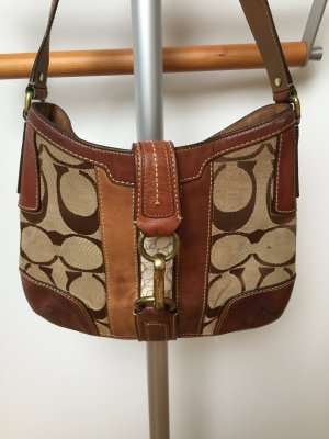 Coach Crossbody bag multicolored leather