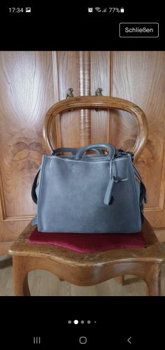 original Coach rouge Tasche