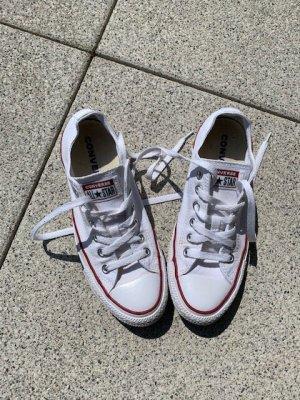 Original Converse All Star Chucks Sneaker Gr. 38 weiss wie neu
