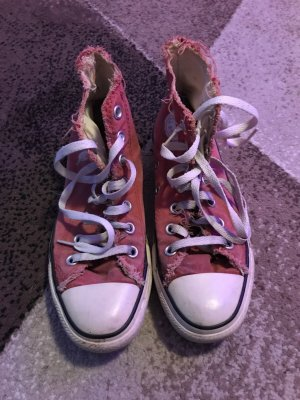 Original Converse Chucks rot 37,5 Damen