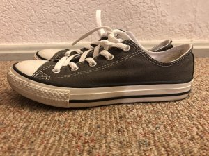 Converse Lace-Up Sneaker anthracite