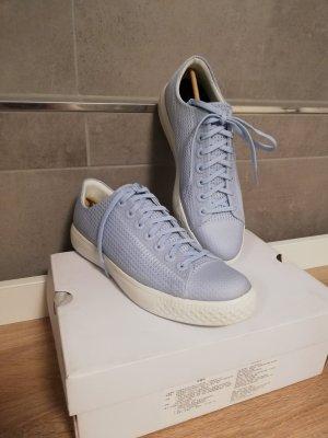 original Converse Sneaker Chucks hellblau platform 40.5