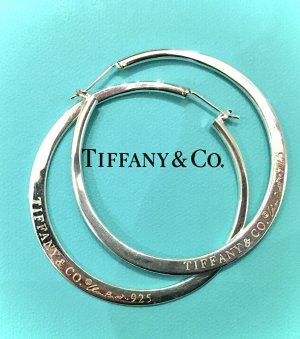 Tiffany&Co Orecchino a cerchio argento