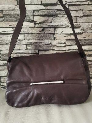 Original Cromia echt Leder Tasche Braun