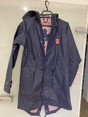 Derbe Raincoat blue