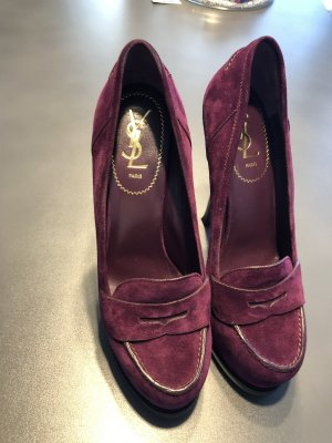 Original Designer Pumps Yves Saint Laurent