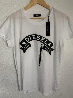 Original Diesel T-Shirt für Damen / Blogger / 40 / L / Oversized
