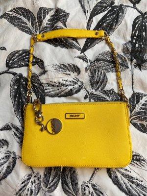 DKNY Clutch geel