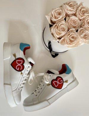 Original Dolce&gabbana d&g sneakers love positano