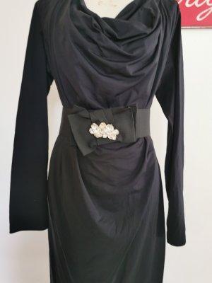 Dolce & Gabbana Cinturón pélvico negro