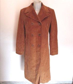 Original Dolce & Gabbana Kord Mantel vintage Gr M 38-40