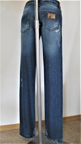 original Dolce & Gabbana Slim Jeans Gr. 34 it..38 NP 600,-€ !