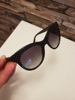 Dolce & Gabbana Bril wit-zwart