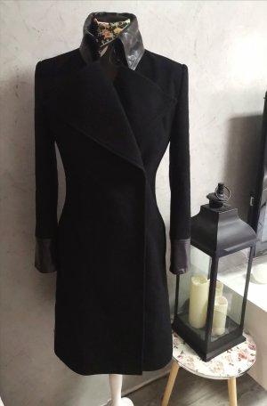 Dolce & Gabbana Cappotto in lana nero