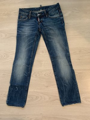 Dsquared2 Jeans bootcut bleu