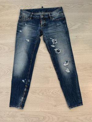 Dsquared2 Tube Jeans blue